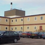 Hinchingbrooke Administration Block
