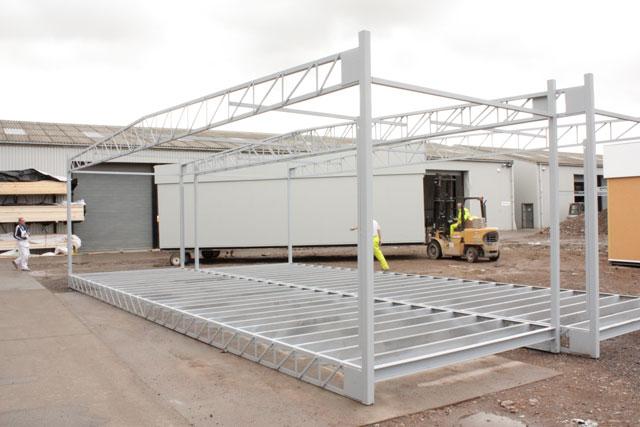 Building design services | The Portable Building Shop